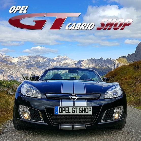 Opel Gt Cabrio Shop Index